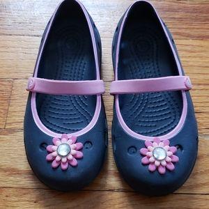 *EUC* Crocs Water Shoes Sandals, size 11